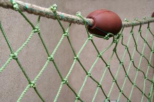 Сетка декоративная из полиамидной веревки диамерт 4,0 мм