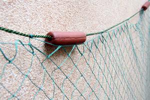 Сетка декоративная из полиамидной веревки диамерт 0,67 мм