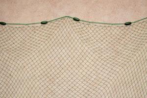 Сетка декоративная из полиамидной веревки диамерт 1,2 мм