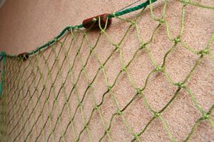 Сетка декоративная из полиамидной веревки диаметр 2,5 мм
