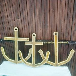 Якоря деревянные - деокоративные